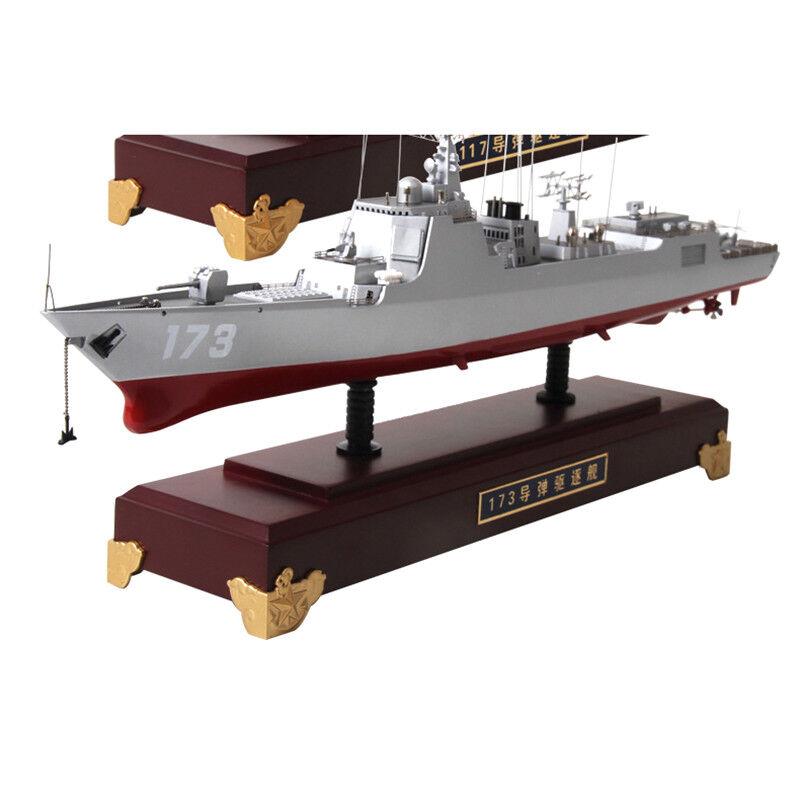 Tipo de metal Modelo 1 400 destructor barco de guerra 052D Luyang III-clase barco de lucha