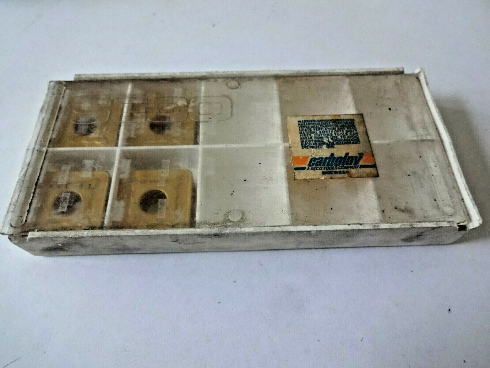 Seco Cnmg 160616-MR7 TP1501 Indexable Inserts Carbide Inserts factory sealed