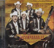 Los Incomparables De Tijuana En Honor a Nuestros pioneros Recordando y Cantando