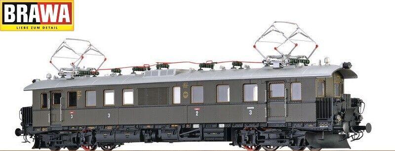 BRAWA h0 44149 elektrossoriebwagen elt1017 della DRG AC digitale Sound NUOVO + OVP