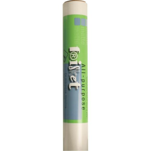 "Grafix All-Purpose Matte Frisket Film Rolls 24/"" X 4 Matte 24/"" x 4 yd Roll"
