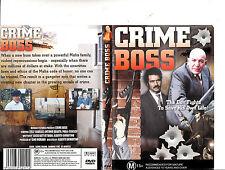 Crime Boss-1972-Terry Savalas- Movie-DVD