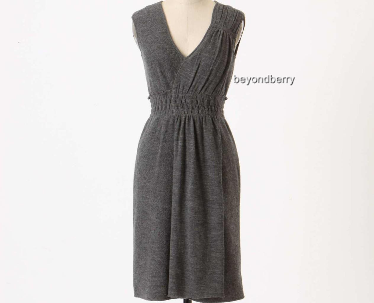 NEW Anthropologie Cordial Embrace Dress by Sparrow  Size XS