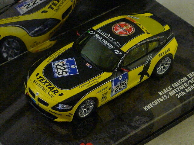 MINICHAMPS - BMW Z4 COUPE GT3 ADAC Nurburgring 2011 N 225 1/43