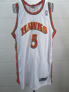 NEW-Josh-Smith-5-Atlanta-Hawks-Mens-Embroidered-Jersey-by-Reebok-Size-54-NWT