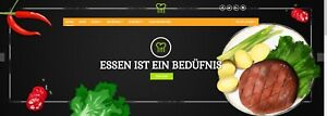 NEU - Food Shop - 1632 Artikel - Wordpress Amazon Affiliate Shop - NEU