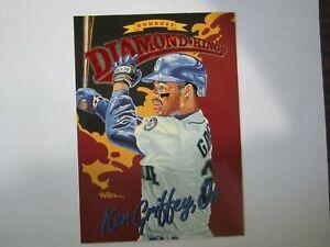 1994-Donruss-Diamond-King-Jumbo-DK-14-Ken-Griffey-Jr-Card-5-x-7-M-Mariners