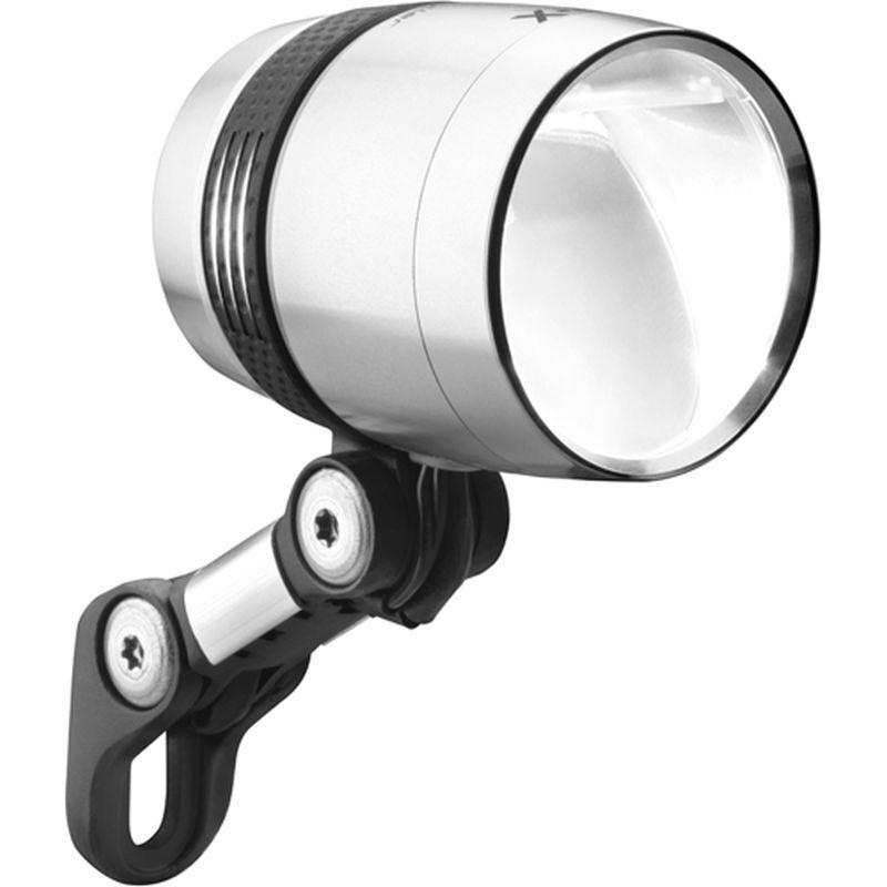 Busch & Müller Lumotec IQ-X E LED E-Bike Scheinwerfer 150 Lux silver