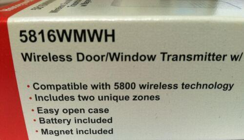 25 Honeywell 5816WMWH Wireless Door//Window Contacts