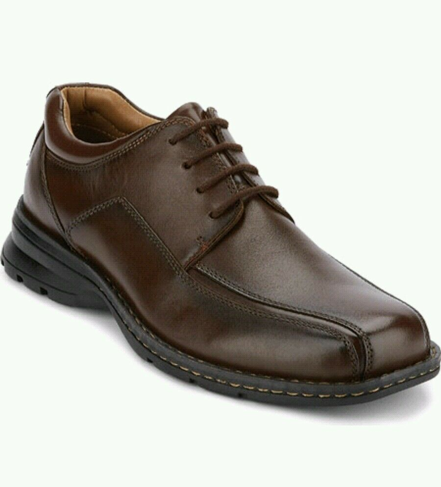 Dockers  Uomo Trustee Größe Dark Tan Oxford Schuhes Größe Trustee 9.5 cbdf3c
