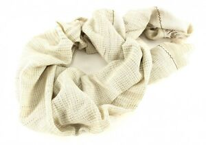 ESPRIT-Chale-Space-Dye-Ikka-Scarf-Light-Beige
