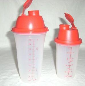 tupperware quick shake duo mini jr shaker blender mixer. Black Bedroom Furniture Sets. Home Design Ideas