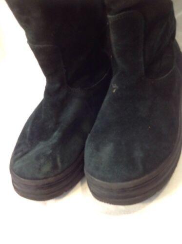 Black Calf Boots 41 Ripcurl maat Suede Mid SzpqUVM