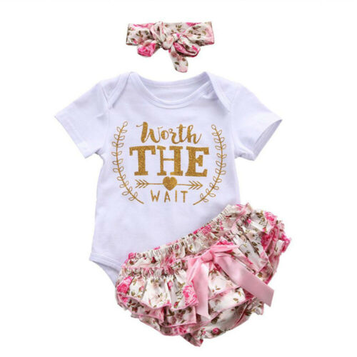 stirnband florale verstimmen hose overall body baby strampler outfit wird