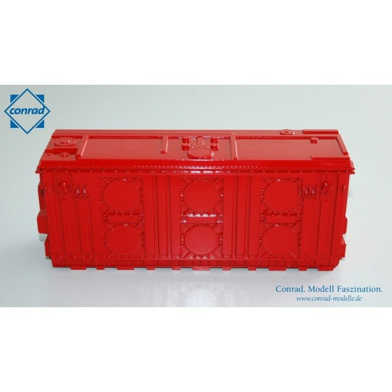 1/50 Conrad Transformer in Red