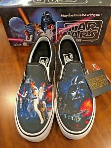 Image is loading Vans-Star-Wars-A-New-Hope-Classic-Slip- b101645763