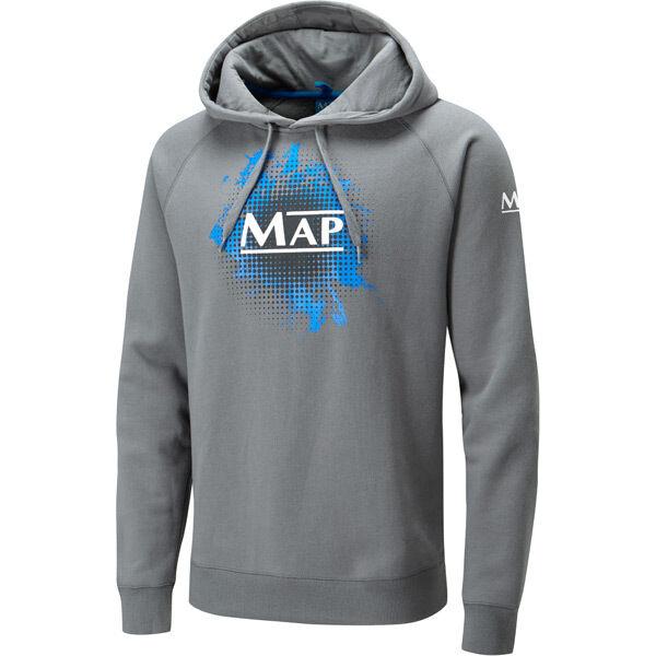 MAP Splash Hoody   Hoodie - Grey