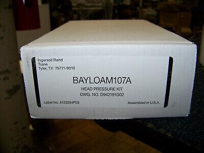 Ingersoll Rand Head Pressure Kit BAYLOAM107A New