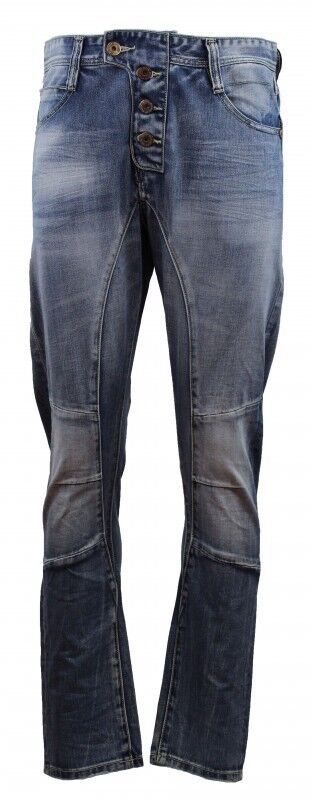 M.O.D Men's Jeans Hector anti Fit Freeport bluee