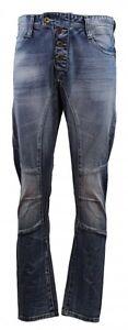 M.O.D Herren Jeans  Hector Anti Fit    Freeport Blue