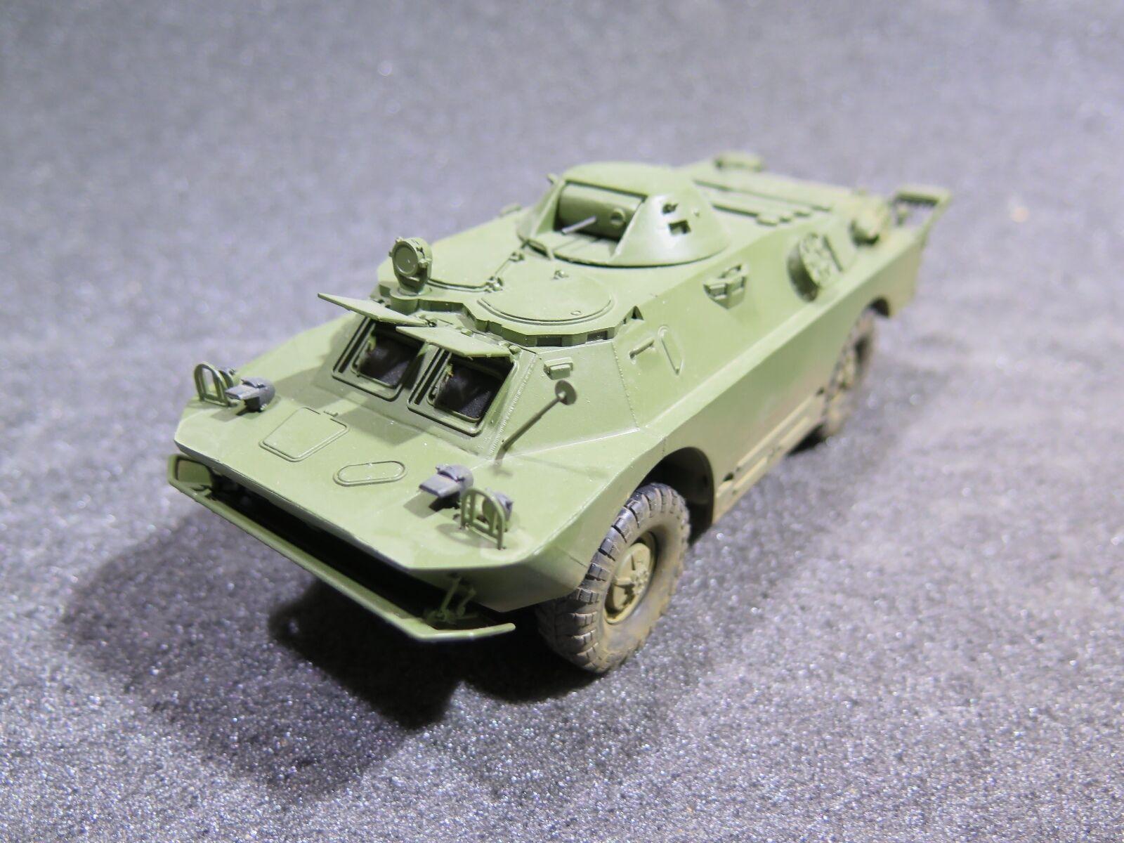 Mi0973 1 35 pro built-plastic resin panzershop soviet BRDM - 2rch recon vehicle