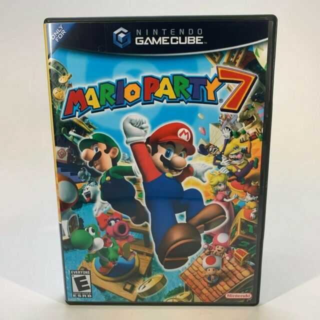 Mario Party 7 Gamecube 2005 For Sale Online Ebay