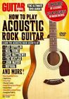 How to Play Acoustic Rock Guitar 0038081346076 DVD Region 0