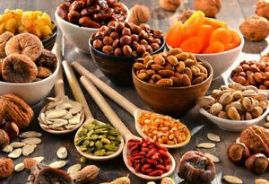 1 kg doux séchés Mélange de fruits et de noix-abricots pruneaux figues Pear dates Mix