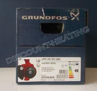 Grundfos Ups 25-55 180 Pump