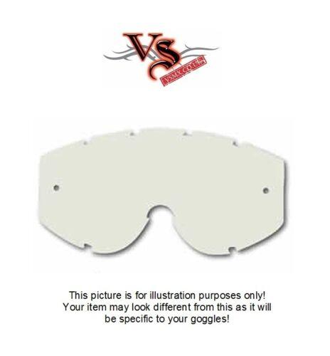 Scott Voltage Clear Goggle Lens Motocross