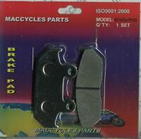 Honda Disc Brake Pads Vtr250 1990 Front (1 Set)