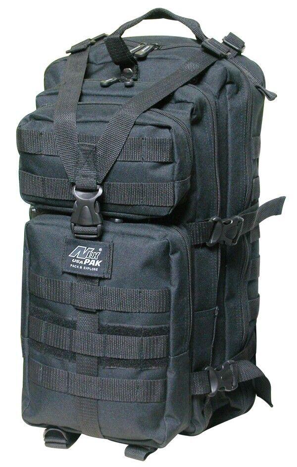 black bug out bag
