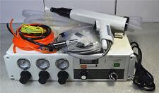 Pulse Digital Powder Coating Machine Spray Gun With Ss 304 Min Hopper