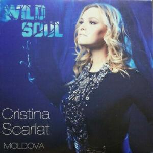 2021 Eurovision - Moldova 2014. Wild Soul - Cristina Scarlat. (Promo CD Single)