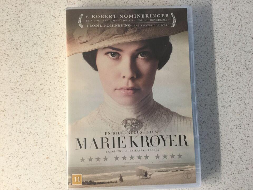 Marie Krøyer , DVD, drama