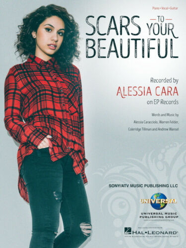 Alessia Cara Scars to Your Beautiful Sheet Music