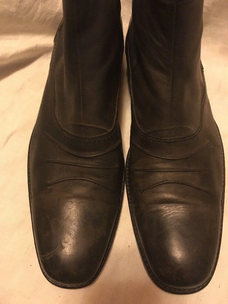 Doucal's Doucal's Doucal's Short Ankle Stivali Italy Handmade 66b731