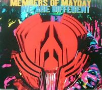 Members of Mayday We are different (1994) [Maxi-CD]