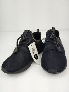 Art Class Youth Boys Black High top Sneakers Size 1