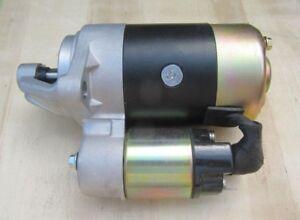 Generator Starter Motor for 5Kva Generator Kipor Mattis Leading Suntom