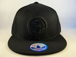 Image is loading Brooklyn-Nets-NBA-Adidas-Fitted-Hat-Cap-Size- 8e15abd29
