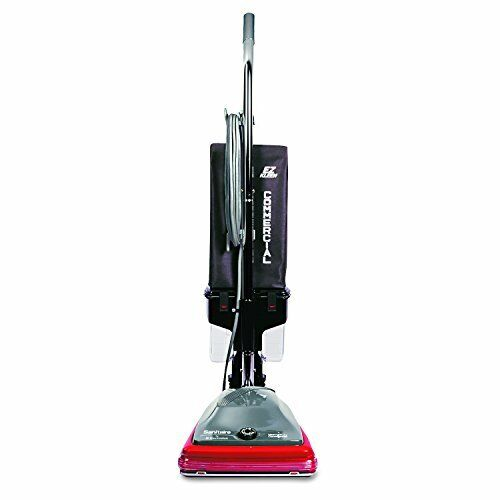 Sanitaire EUKSC689A Lightweight Uprights Commercial Vacuum, 30' Cord, 5 Amps x x
