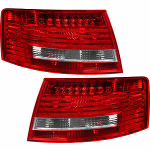 LED-FAROS-TRASEROS-luces-traseras-set-para-audi-a6-4f-c6-ano-04-08-solo-Limousine