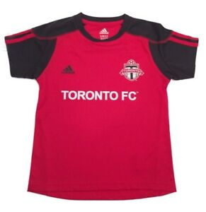 308ff3c51 Toronto FC adidas Red MLS Soccer Call Up Replica Team Jersey Youth ...