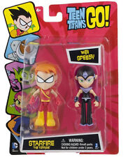 TEEN TITANS GO! STARFIRE THE TERRIBLE WITH SPEEDY 2 PACK FIGURE SET