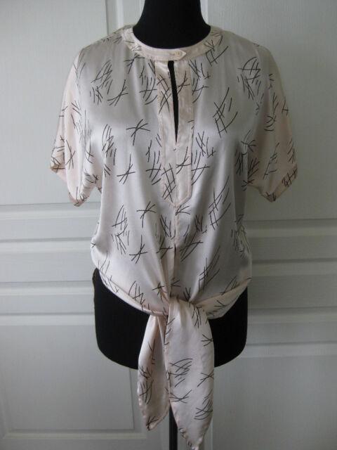 f9c33539cdfe00 ESCADA by Margaretha Ley Made in Germany Vintage Silk Blouse 38/8 | eBay