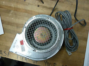 Ebm Pabst G1g133 De19 02a 24vdc Squirrel Cage Radial