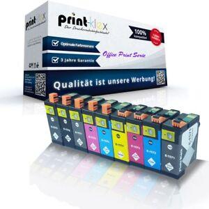 9x-Cartuchos-de-Tinta-reciclados-para-Epson-stylus-photo-r3000