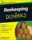 Beekeeping for Dummies UK Edition by David Wiscombe, Howland Blackiston (Paperback, 2011)