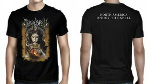 MOONSPELL-cd-lgo-North-America-UNDER-THE-SPELL-Official-Black-SHIRT-LRG-new